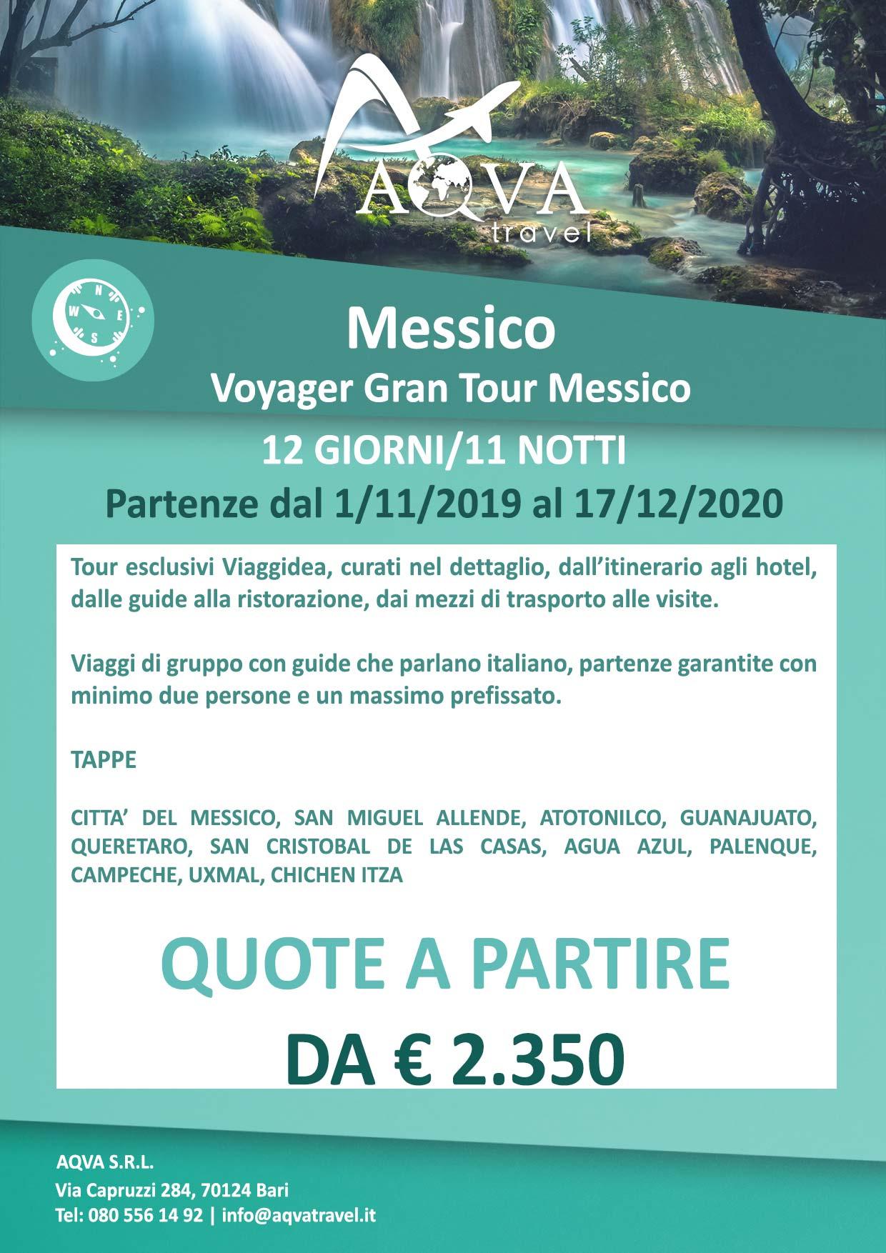 Gran-Tour-Messico-Avventura-offerte-agenzia-di-viaggi-Bari-AQVATRAVEL-itGran-Tour-Messico-Avventura-offerte-agenzia-di-viaggi-Bari-AQVATRAVEL-it