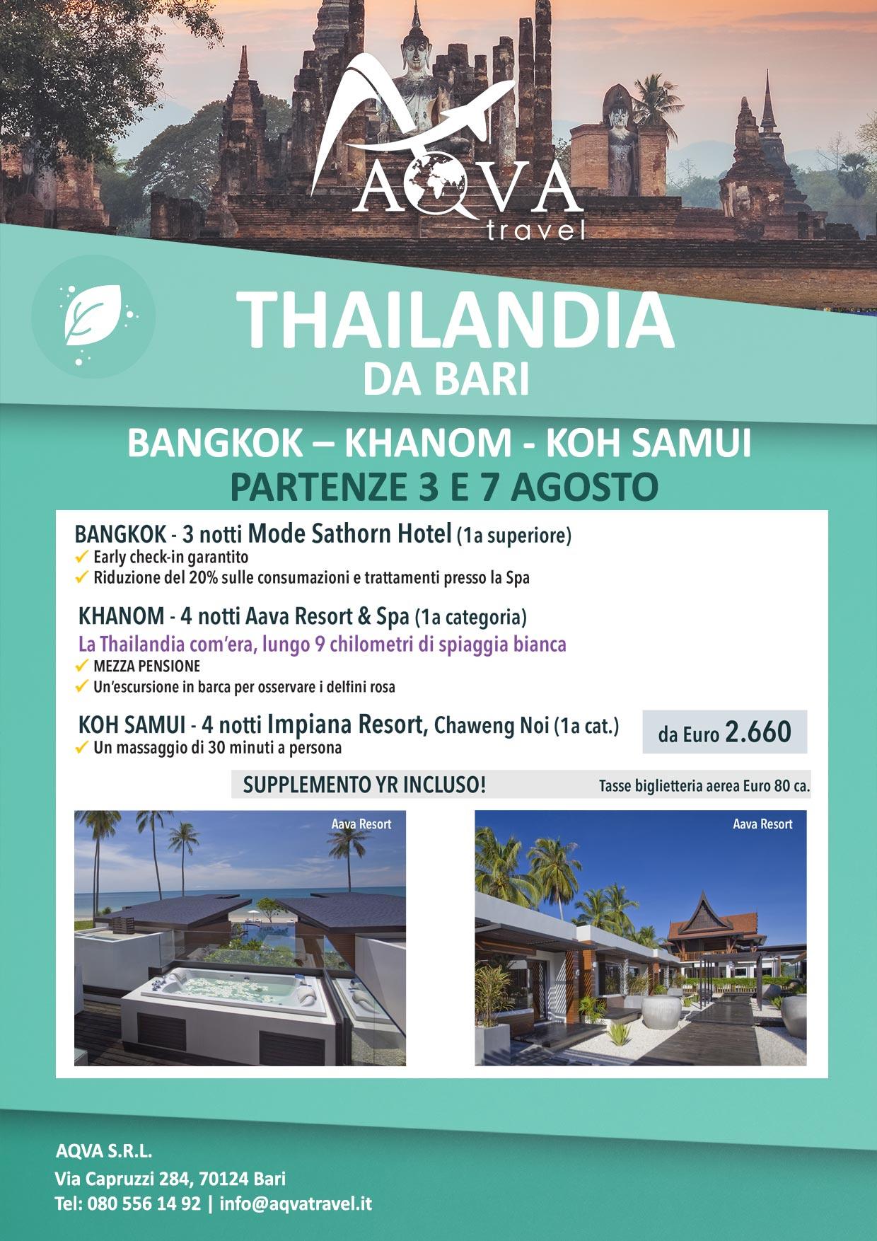 THAILANDIA-DA-BARI-BANGKOK-–-KHANOM---KOH-SAMUI-NATURA-offerte-agenzia-di-viaggi-Bari-AQVATRAVEL-it