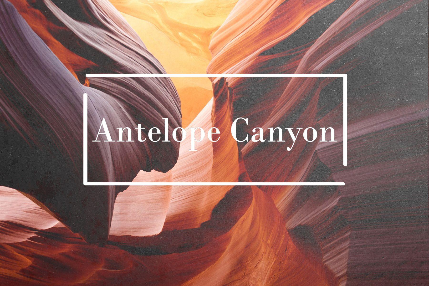 Antelope-Canyon