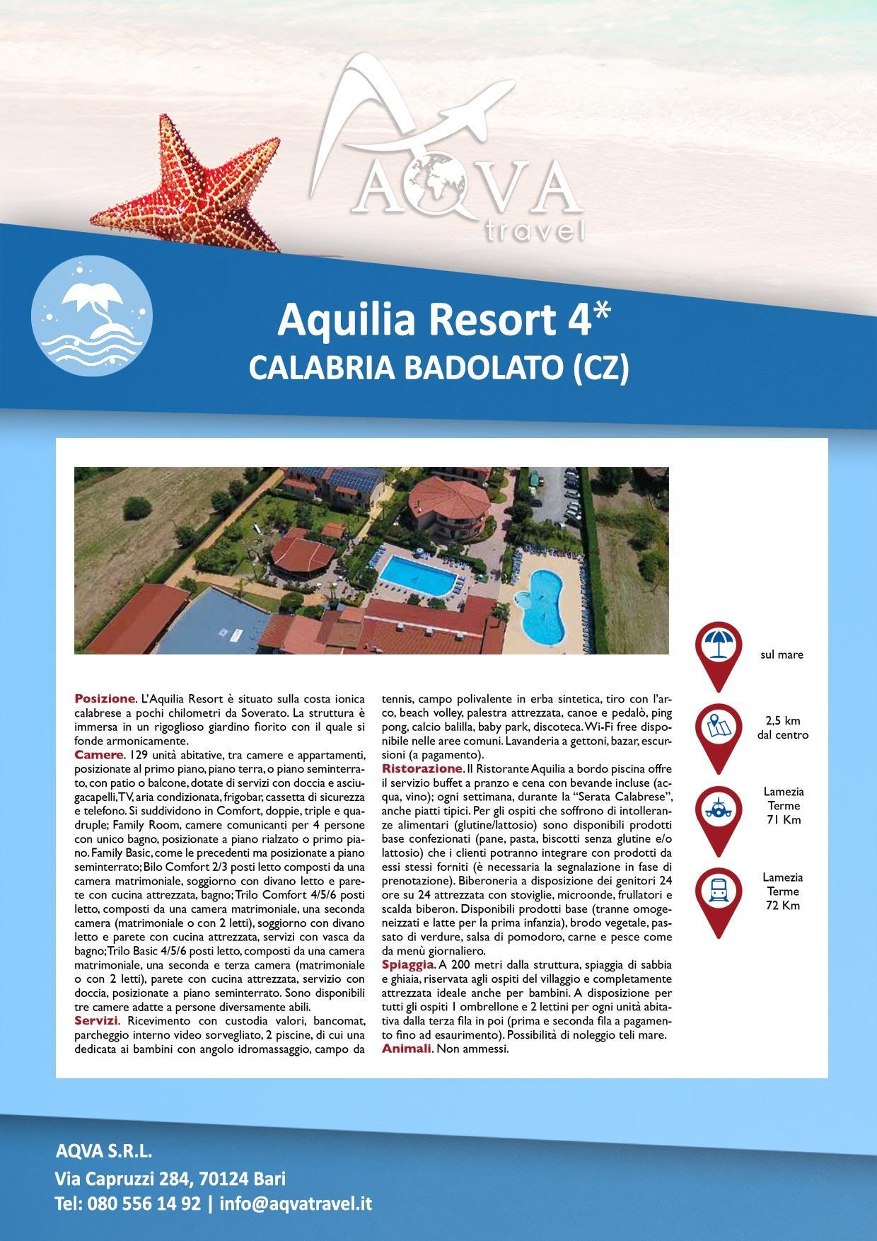 Aquilia-Resort-4-CALABRIA-BADOLATO-(CZ)-Mare-offerte-agenzia-di-viaggi-Bari-AQVATRAVEL-it