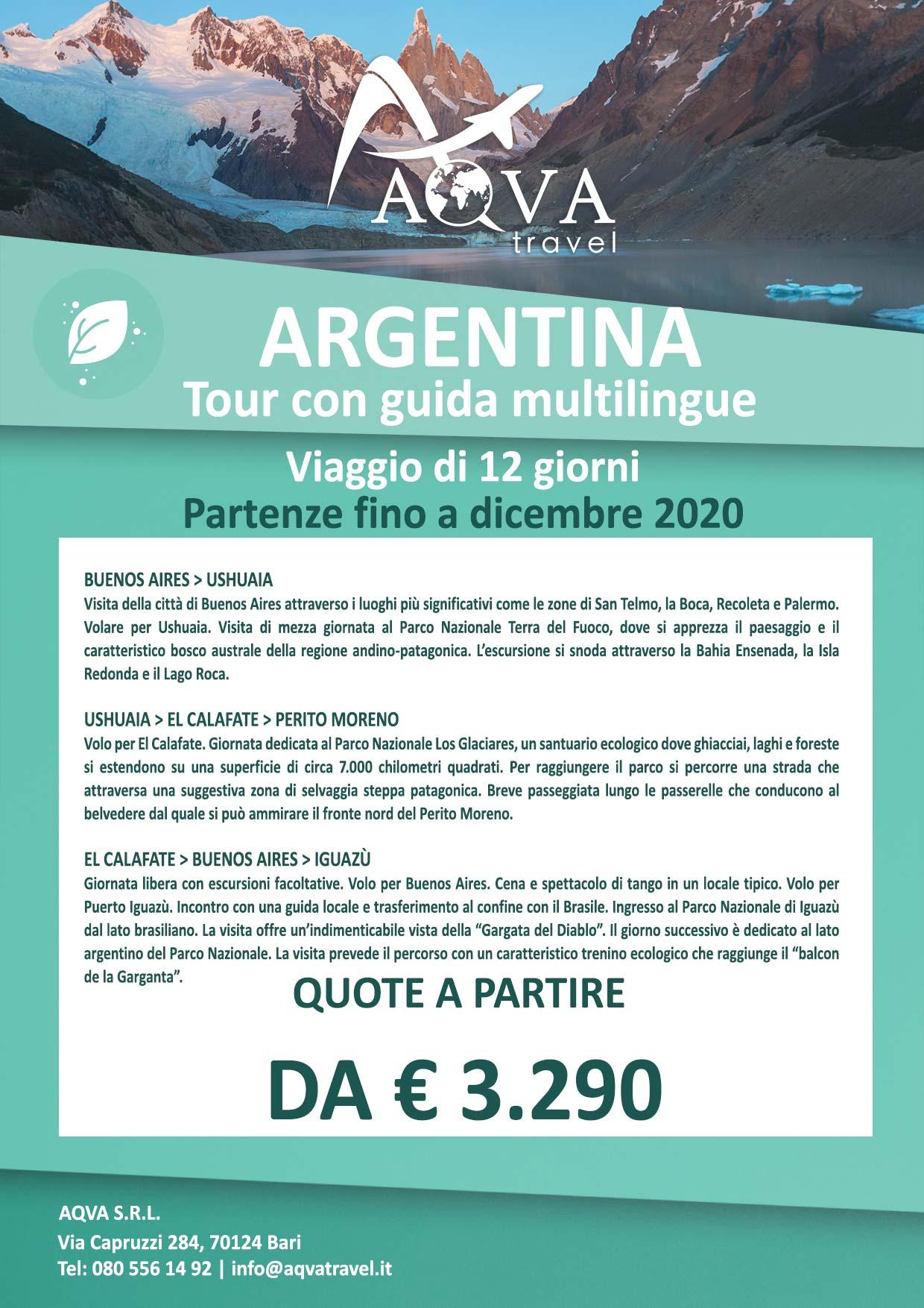 Argentina-Viaggio-di-12-giorni-offerte-agenzia-di-viaggi-Bari-AQVATRAVEL-it