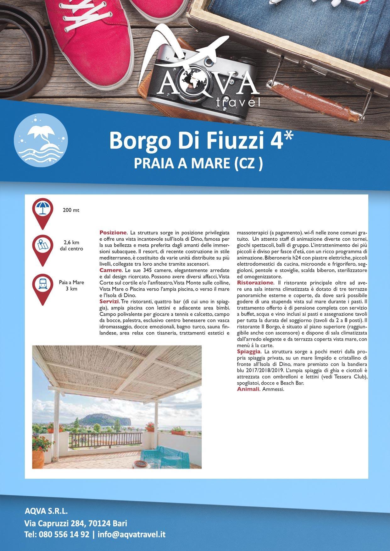 Borgo-Di-Fiuzzi-4✶PRAIA-A-MARE-(CZ-)-Mare-offerte-agenzia-di-viaggi-Bari-AQVATRAVEL-it