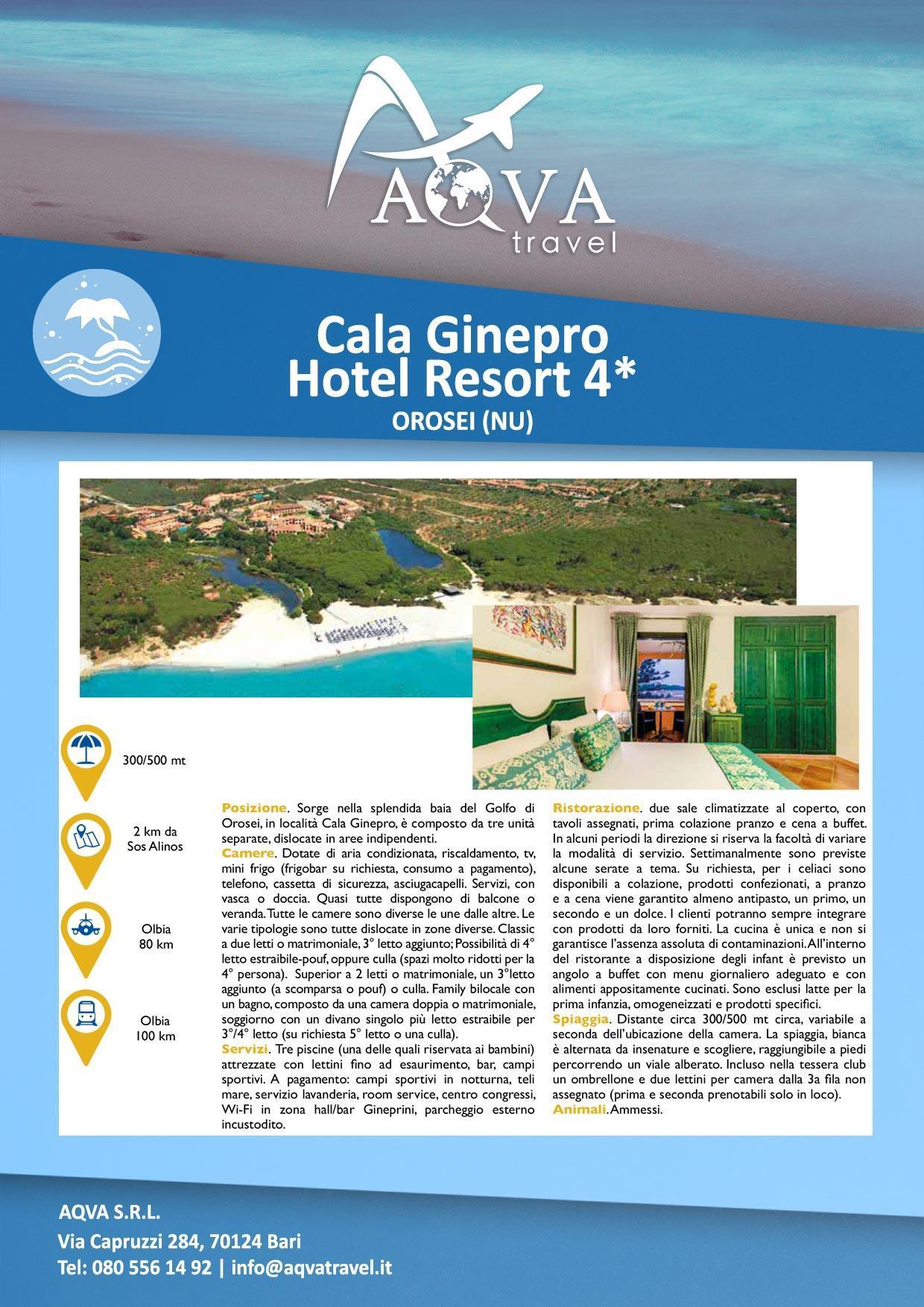 Cala-Ginepro-Hotel-Resort-Mare-offerte-agenzia-di-viaggi-Bari-AQVATRAVEL-it