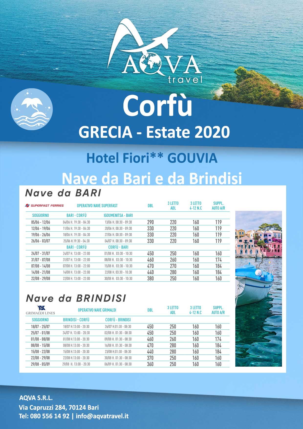 Corfù-Grecia-Estate-2020