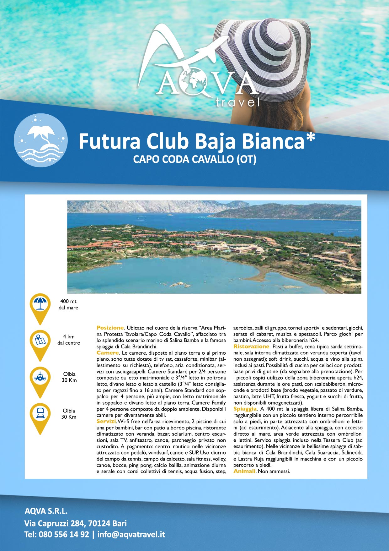 Futura-Club-Baja-Bianca-Mare-offerte-agenzia-di-viaggi-Bari-AQVATRAVEL-it