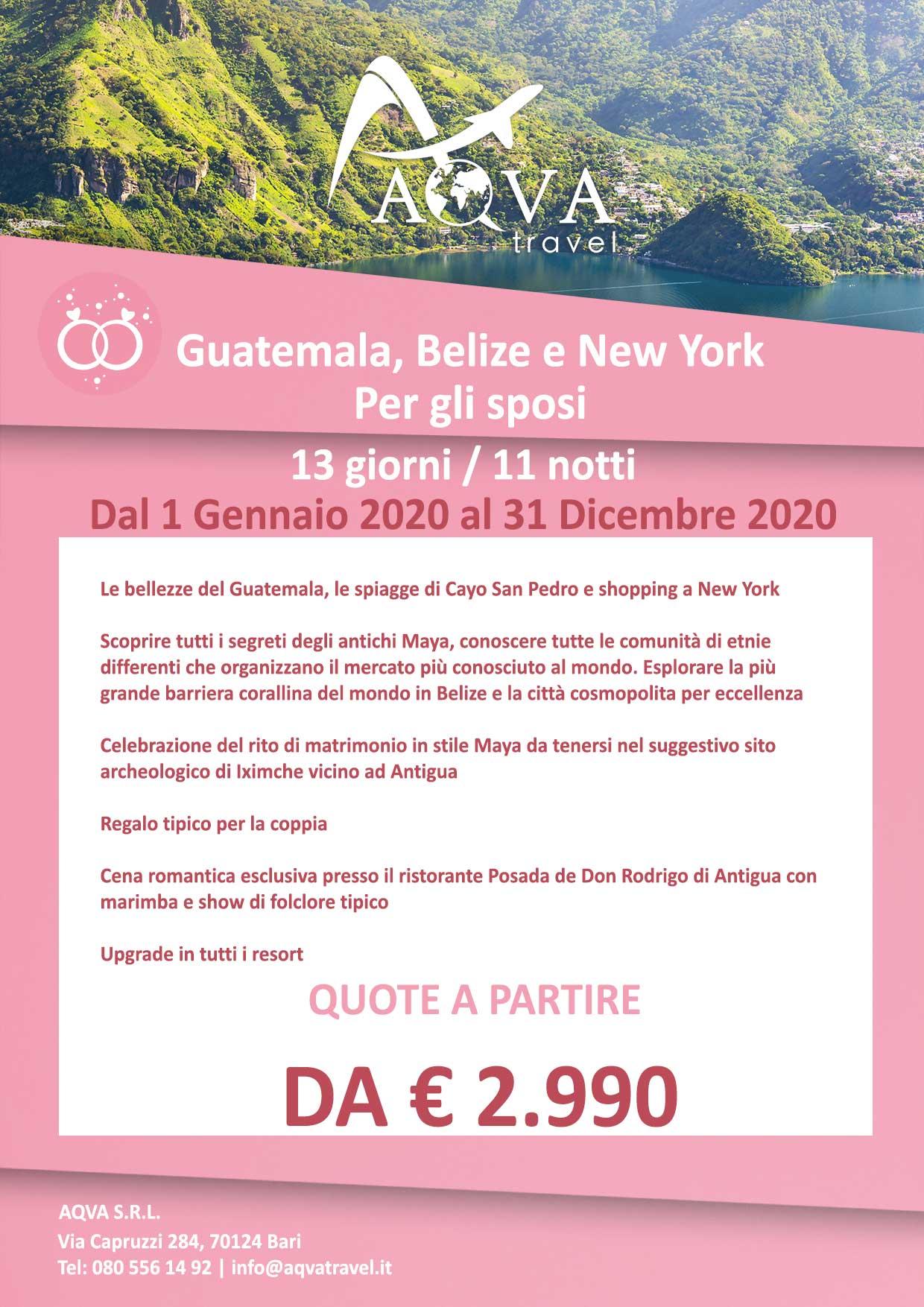 Guatemala,-Belize-e-New-YorkVIAGGI-DI-NOZZE-offerte-agenzia-di-viaggi-Bari-AQVATRAVEL-it