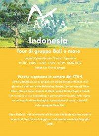 Tour di gruppo Bali e mare