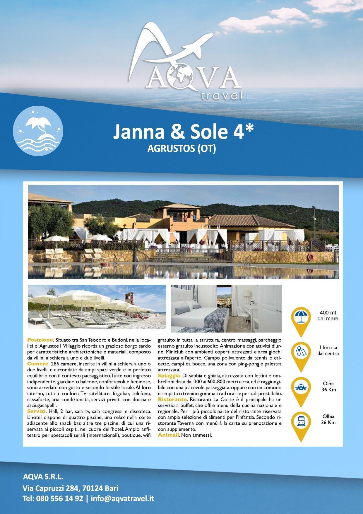 Janna-&-Sole-4-Mare-offerte-agenzia-di-viaggi-Bari-AQVATRAVEL-it