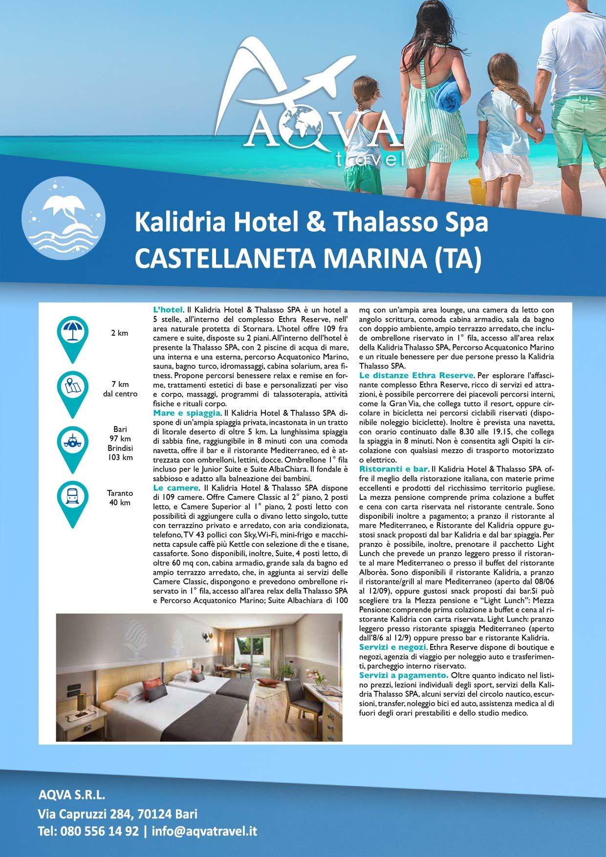 Kalidria-Hotel-&-Thalasso-Spa-CASTELLANETA-MARINA-(TA)-Mare-offerte-agenzia-di-viaggi-Bari-AQVATRAVEL-it