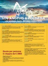 LOS ANGELES & POLINESIA LOS ANGELES, TAHITI, MOOREA E BORA BORA