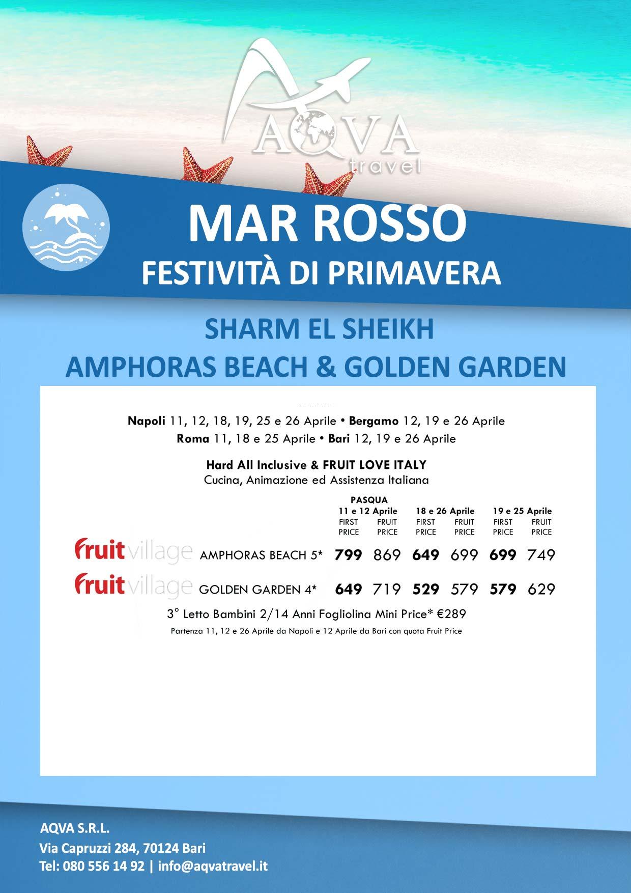 MAR-ROSSO-FESTIVITÀ-DI-PRIMAVERA-SHARM-EL-SHEIKH-offerte-agenzia-di-viaggi-Bari-AQVATRAVEL-it