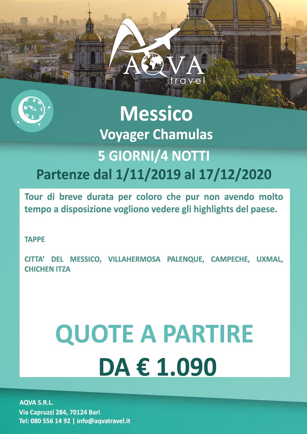 Messico-Avventura-offerte-agenzia-di-viaggi-Bari-AQVATRAVEL-it