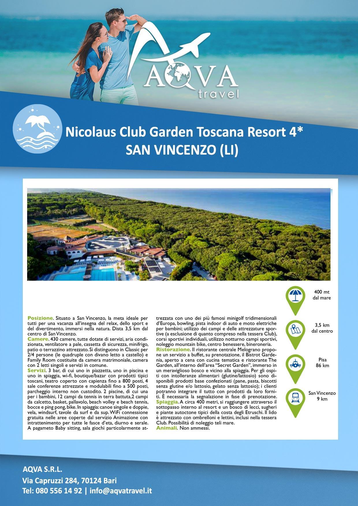 Nicolaus-Club-Garden-Toscana-Resort-4-Mare-offerte-agenzia-di-viaggi-Bari-AQVATRAVEL-it