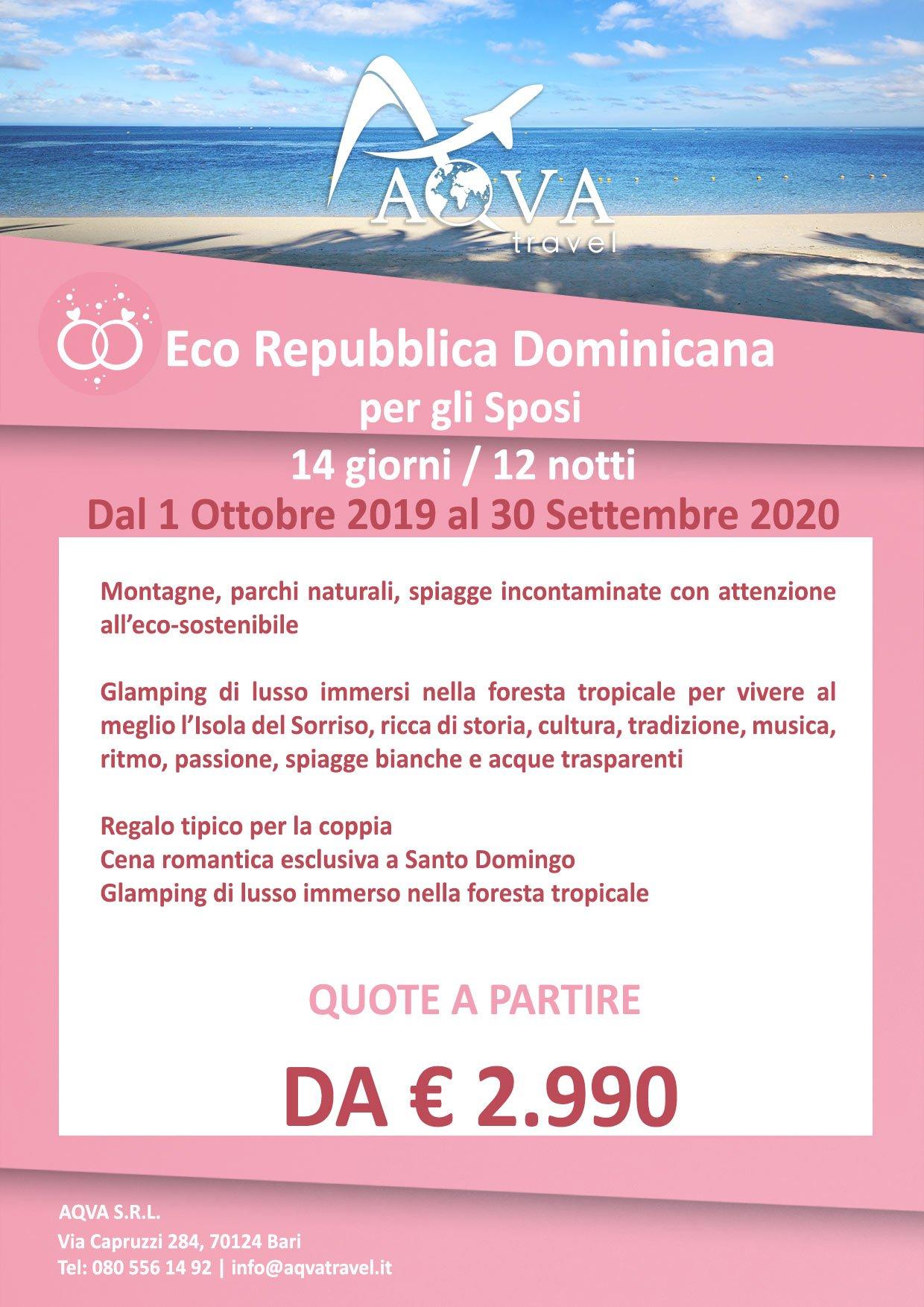 Repubblica-Dominicana-per-gli-Sposi-14-giorni-12-notti-VIAGGI-Honeymoon-offerte-agenzia-di-viaggi-Bari-AQVATRAVEL-it