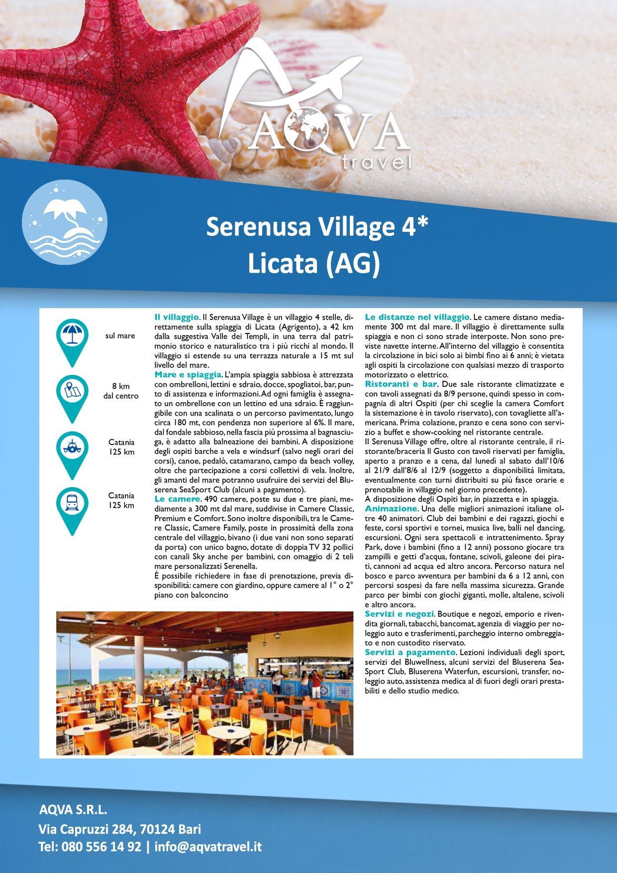 Serenusa-Village-4-Licata-(AG)-Mare-offerte-agenzia-di-viaggi-Bari-AQVATRAVEL-it