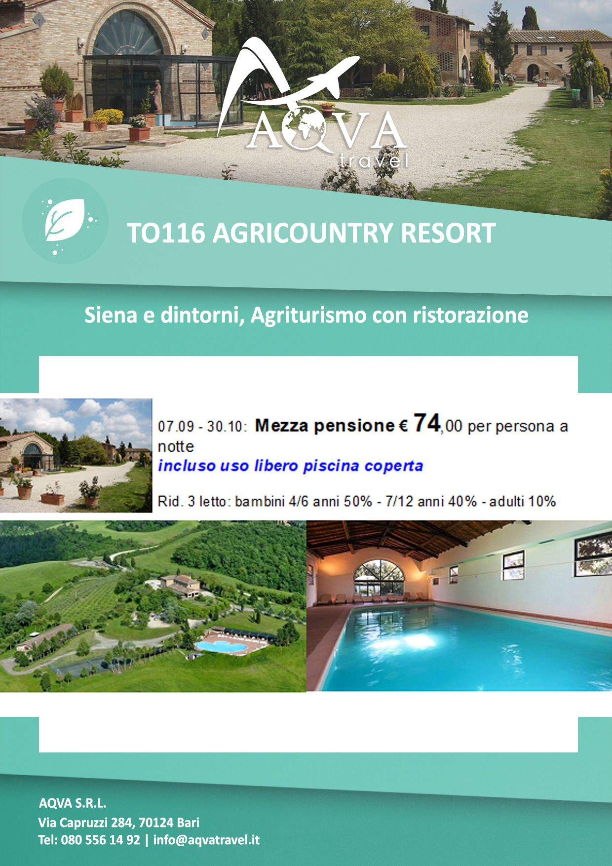 TO116 AGRICOUNTRY RESORT - Siena e dintorni, Agriturismo con ...