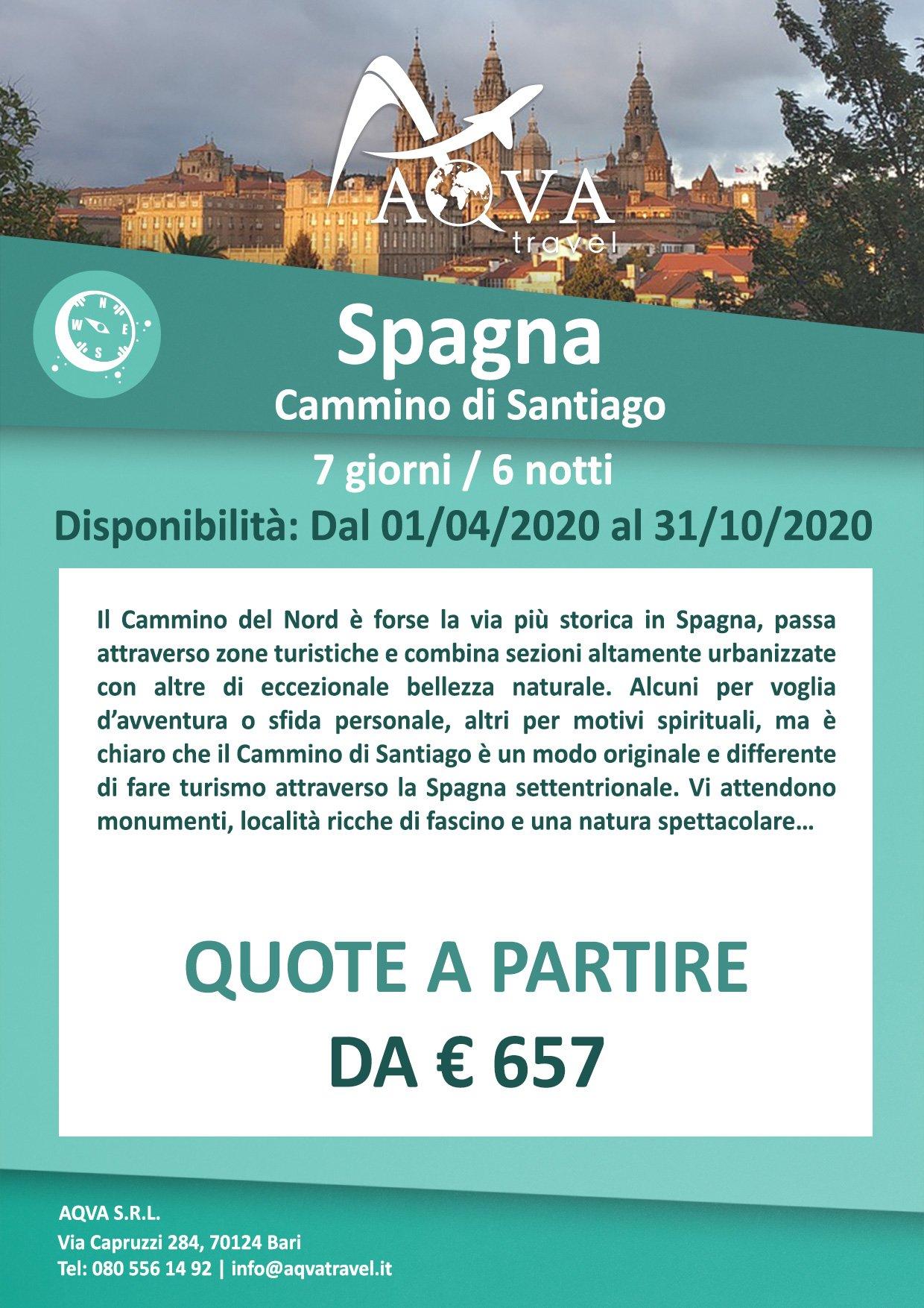 Spagna-Santiago--offerte-agenzia-di-viaggi-Bari-AQVATRAVEL-it