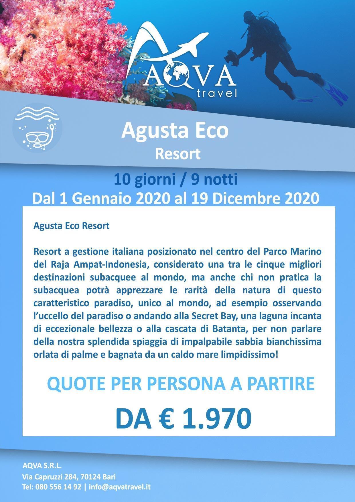 Subacquea-Agusta-Eco-Resort-subacquea-offerte-agenzia-di-viaggi-Bari-AQVATRAVEL-it