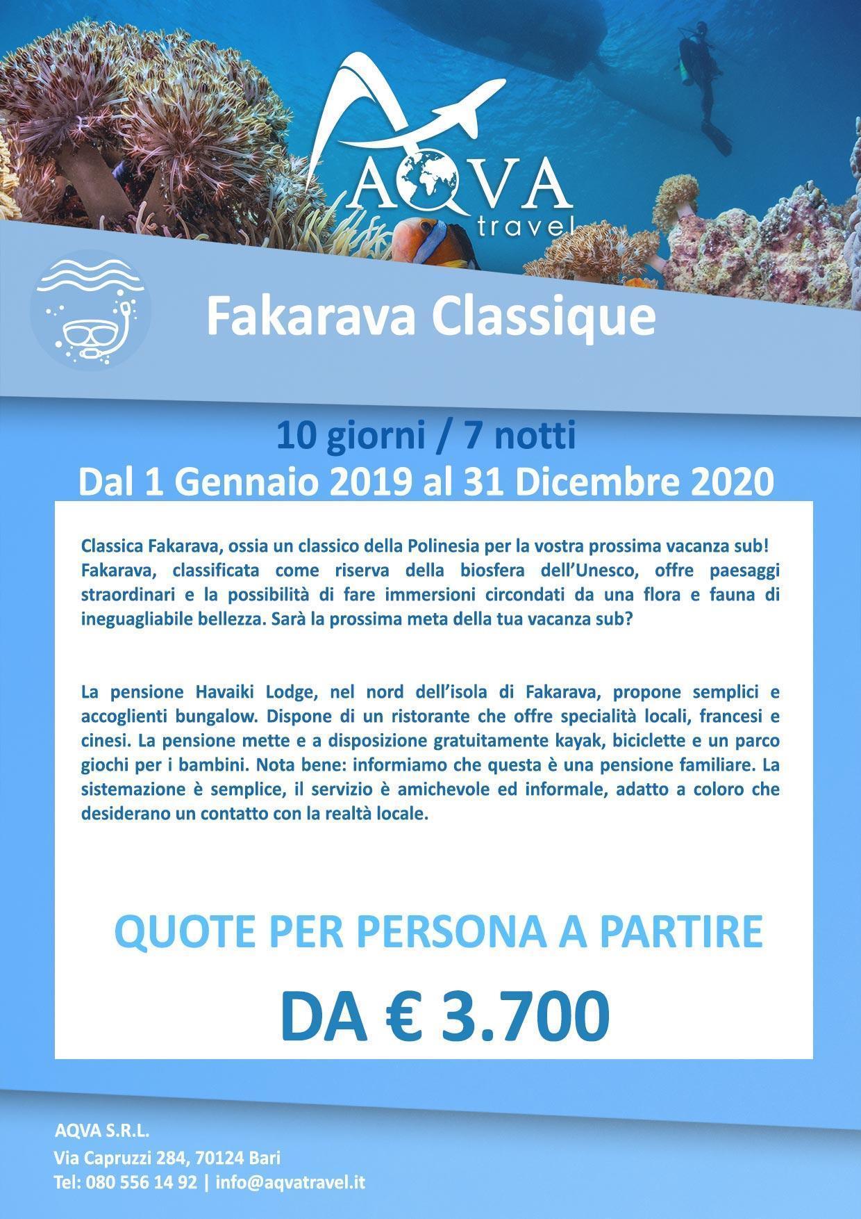 Subacquea-Fakarava-Classique-subacquea-offerte-agenzia-di-viaggi-Bari-AQVATRAVEL-it