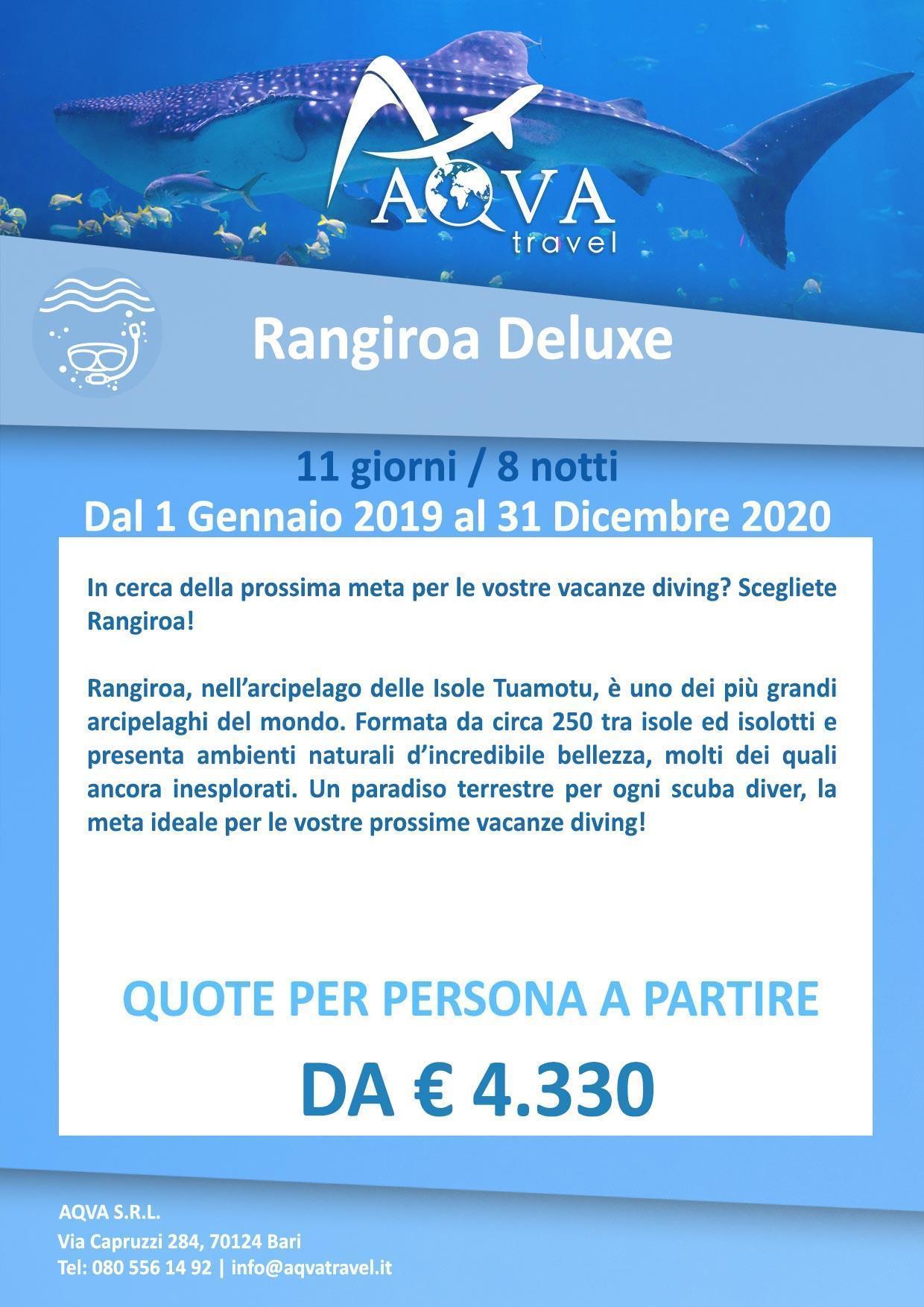 Subacquea-Rangiroa-Deluxe-subacquea-offerte-agenzia-di-viaggi-Bari-AQVATRAVEL-it