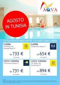 Agosto in Tunisia