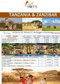 Tanzania e Zanzibar