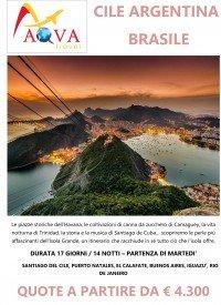 Tour Argentina Brasile