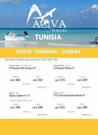 TUNISIA COSTA TUNISINA - DJERBA