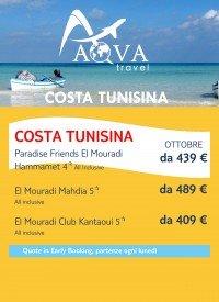 COSTA TUNISINA - Offerte viaggi vacanza