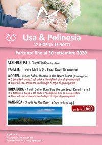 Usa-&-Polinesia-VIAGGI-DI-NOZZE-offerte-agenzia-di-viaggi-Bari-AQVATRAVEL-it