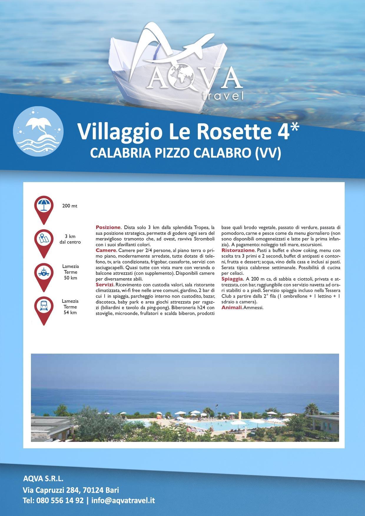 Villaggio-Le-Rosette--Mare-offerte-agenzia-di-viaggi-Bari-AQVATRAVEL-it