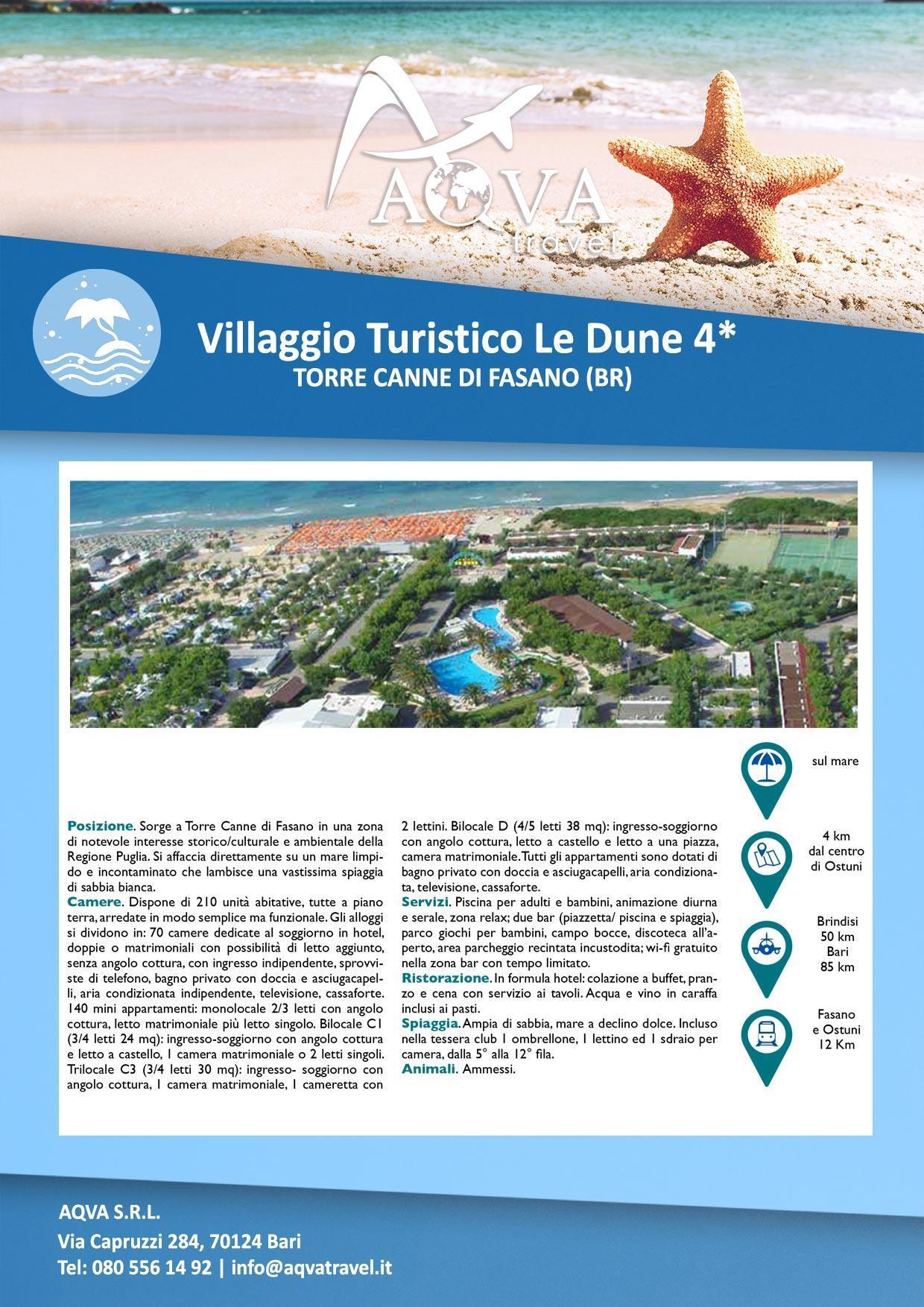Villaggio-Turistico-Le-Dune-4-Mare-offerte-agenzia-di-viaggi-Bari-AQVATRAVEL-it