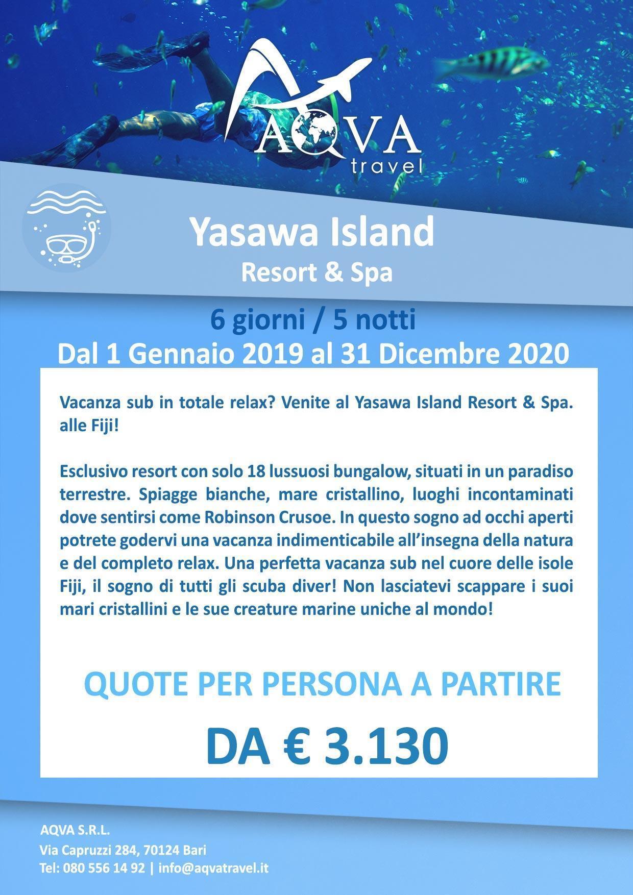 Yasawa-Island-Resort-&-Spa-subacquea-offerte-agenzia-di-viaggi-Bari-AQVATRAVEL-it