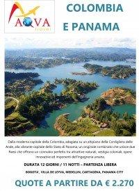 Tour Colombia e Panama