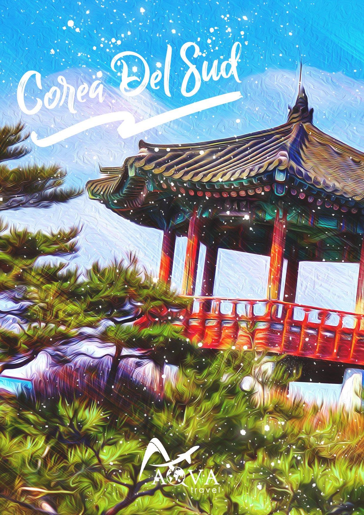 Corea Del Sud Catalogo Viaggi Novembre 2019 - Aprile 2020