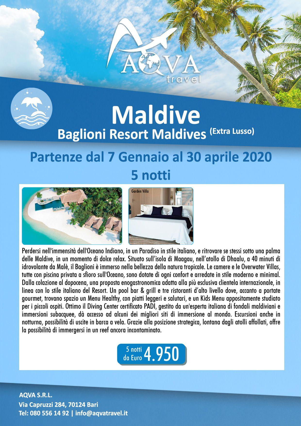 offerte-Maldive agenzia-di-viaggi-Bari-AQVATRAVEL-it