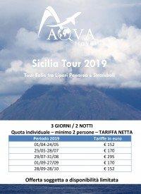 Tour Eolie tra Lipari Panarea e Stromboli